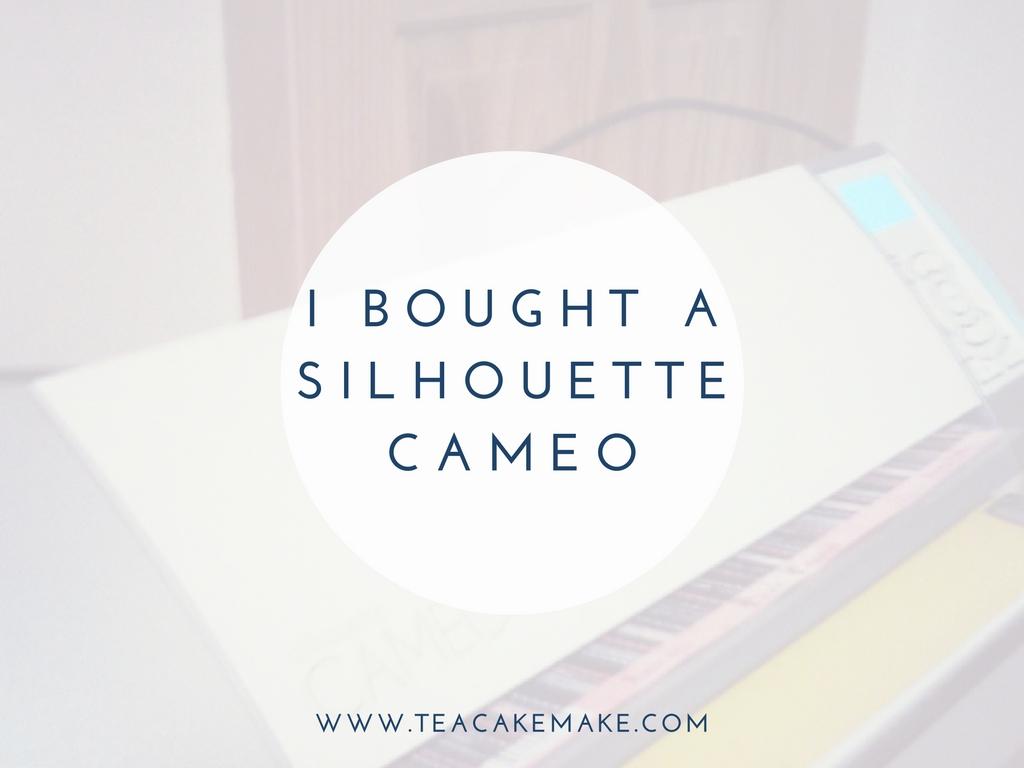 I buy a silhouette cameo