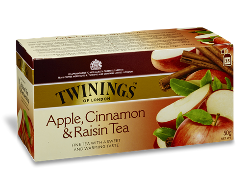 apple cinnamon raisin twinings
