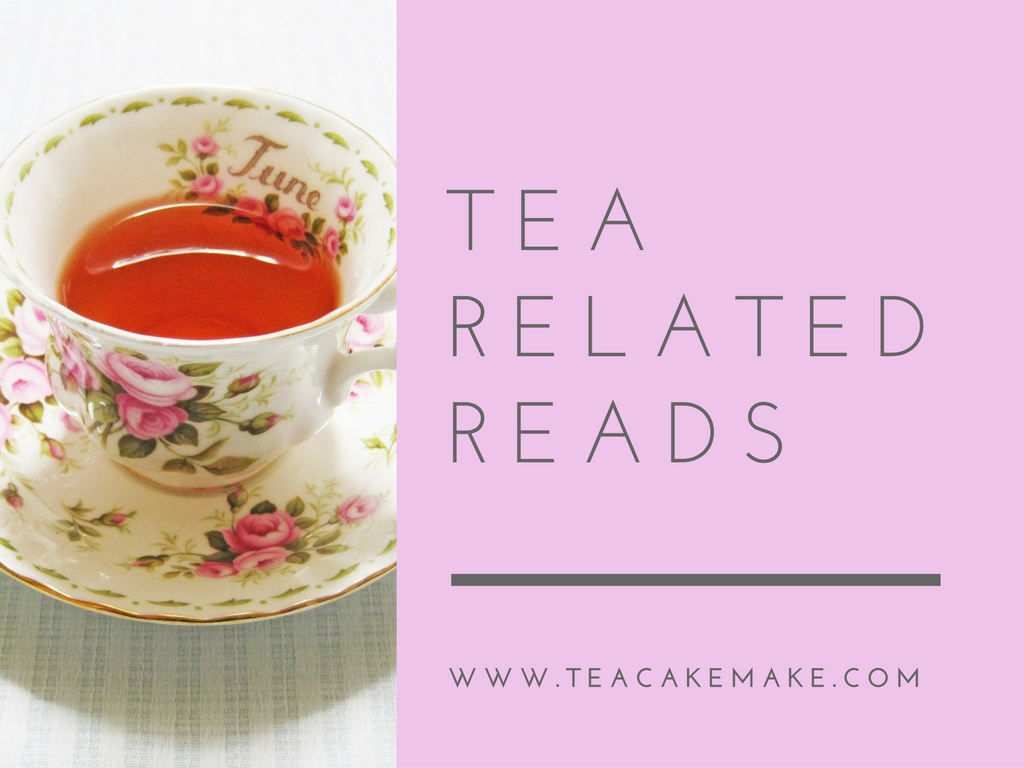 tea reads books