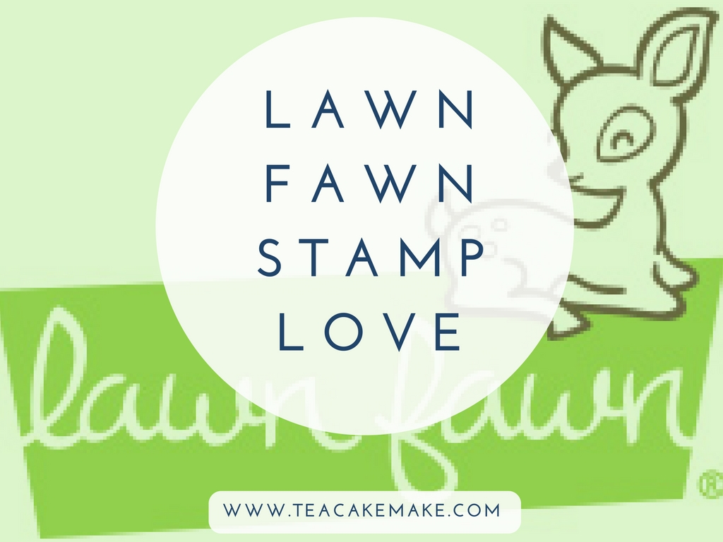 lawn fawn stamp love
