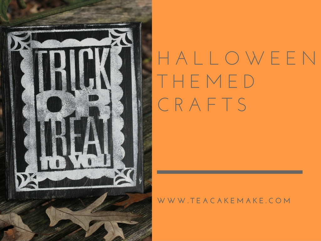 halloween themed crafts
