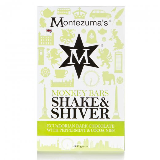montezuma shake and shiver
