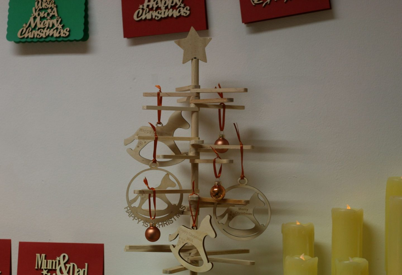 rockinghorse christmas decorations