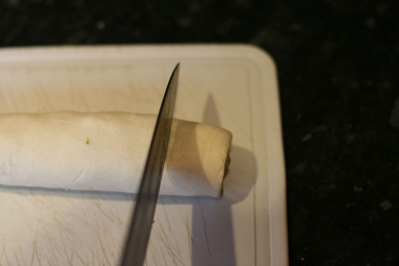 vegan pastry rolls