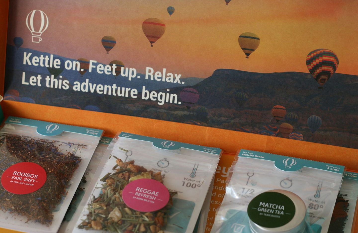 tea tourist subscription box