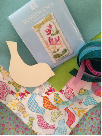 the s box stitchery craft kit