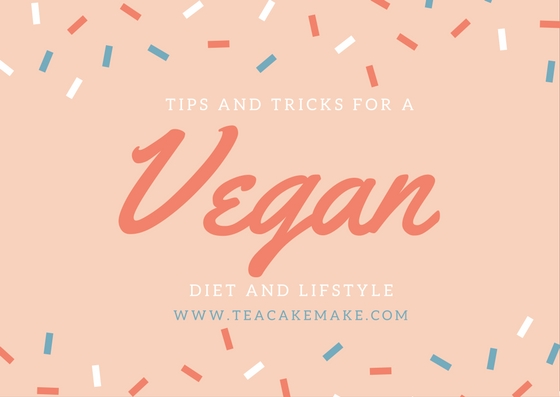 vegan food lifestyle tips and tricks