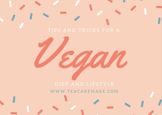 vegan food lifestyle tips and tricks
