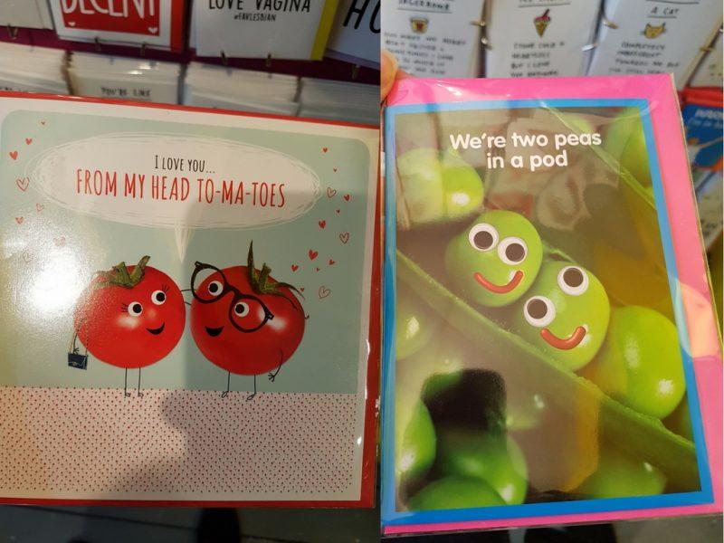 vegan valentines cards