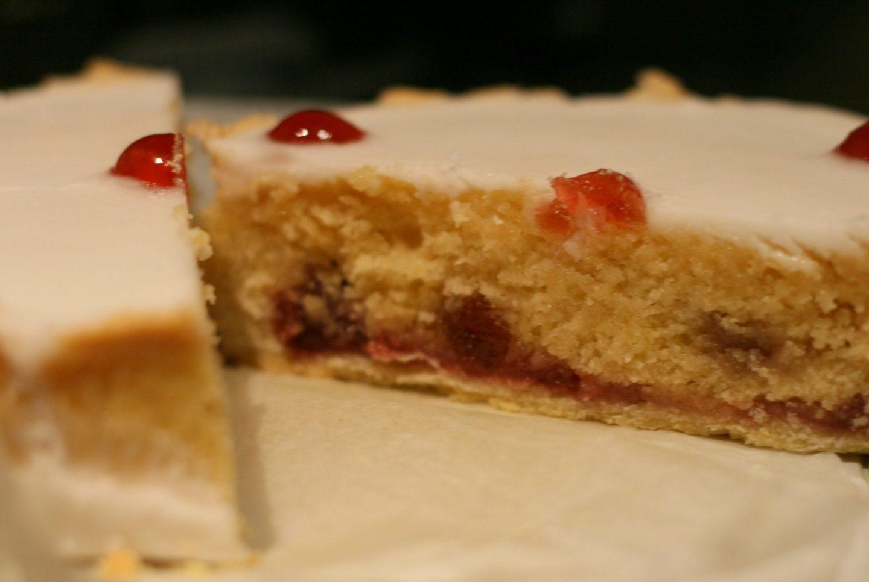 rosina makes vegan gluten free bakewell tart