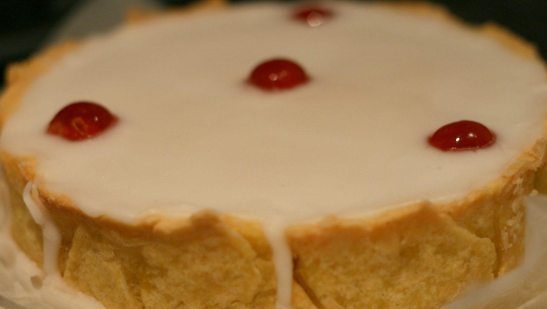 vegan gluten free bakewell tart