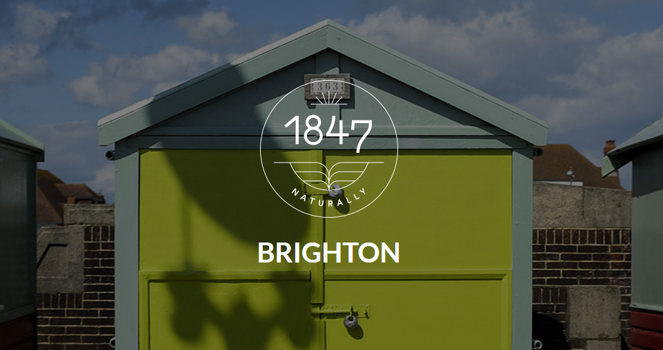 1847 brighton vegan veggie