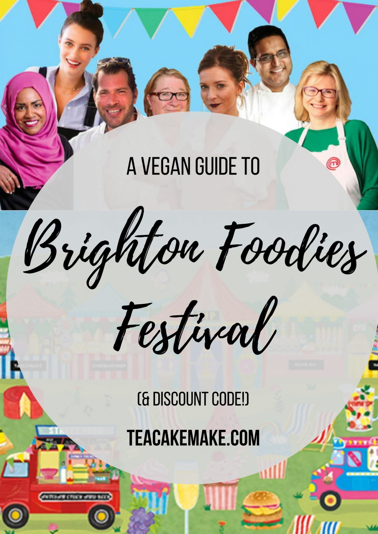 Brighton Foodies Festival Vegan