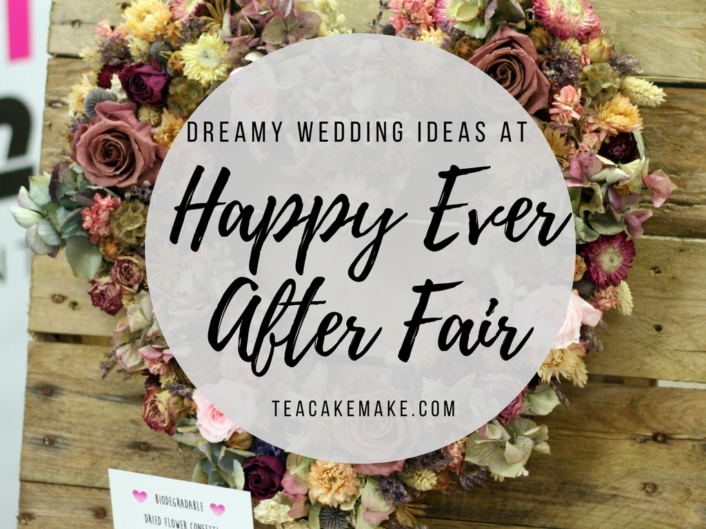 Happy Ever After Wedding Fair
