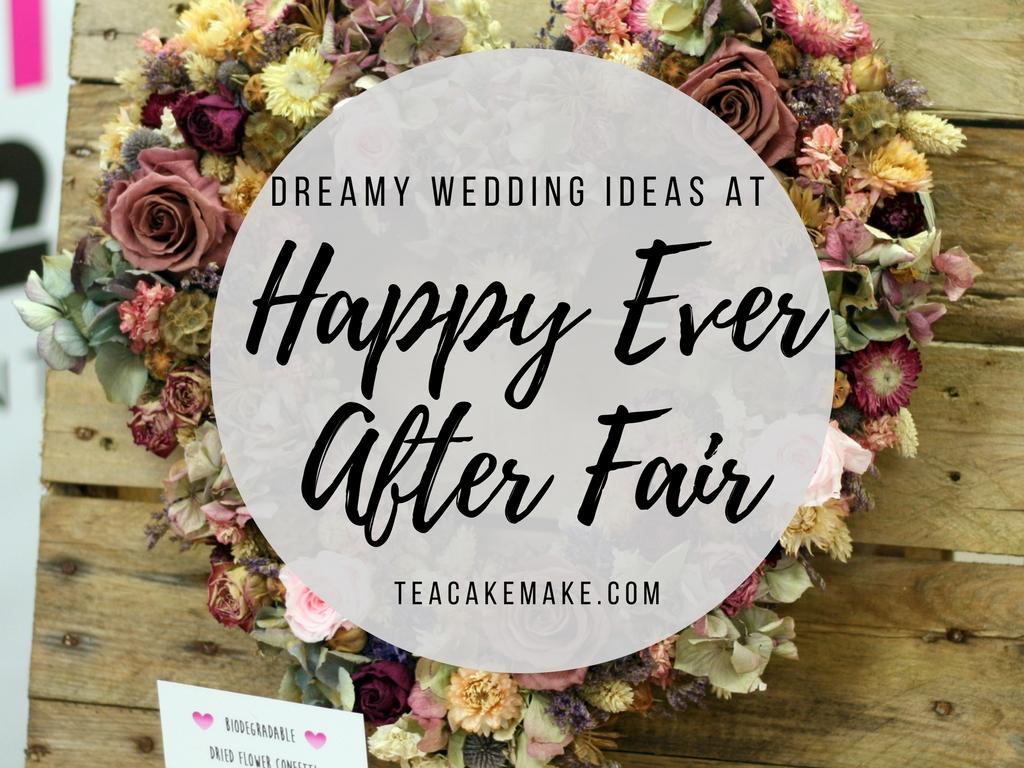 Happy Ever After Wedding Fair
