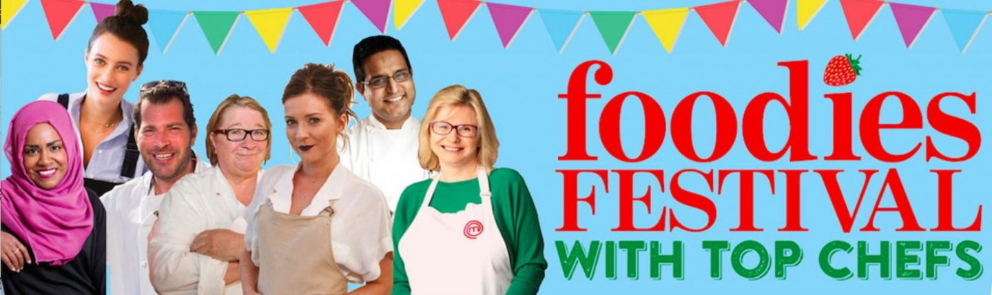 brighton foodies festival 2017