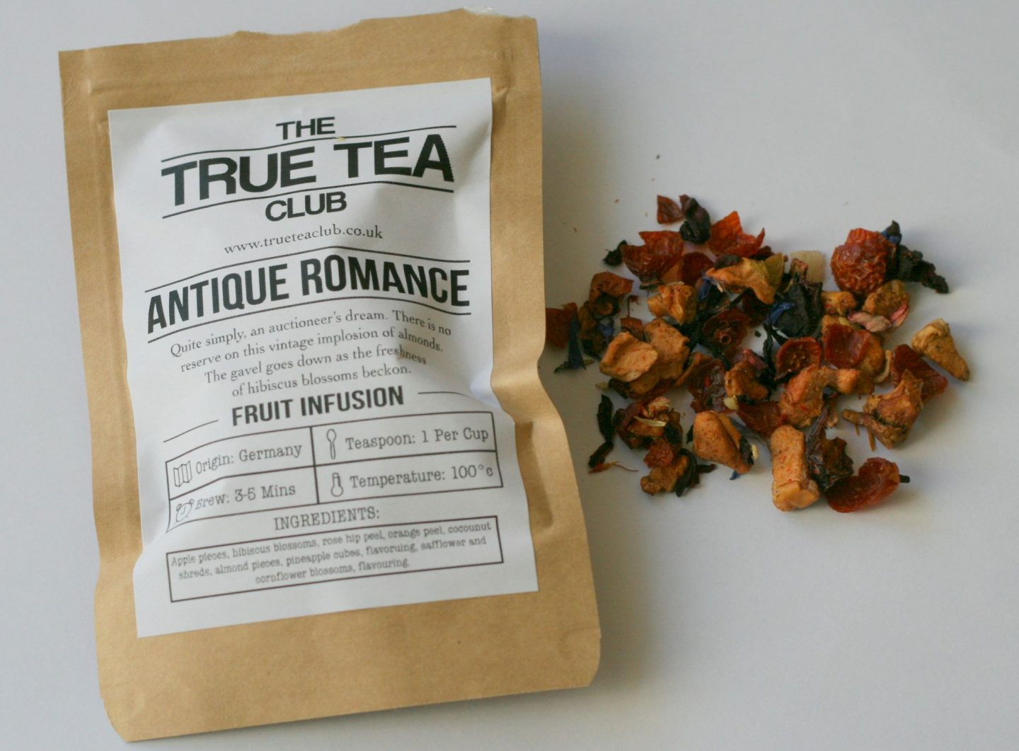 Antique Romance Tea