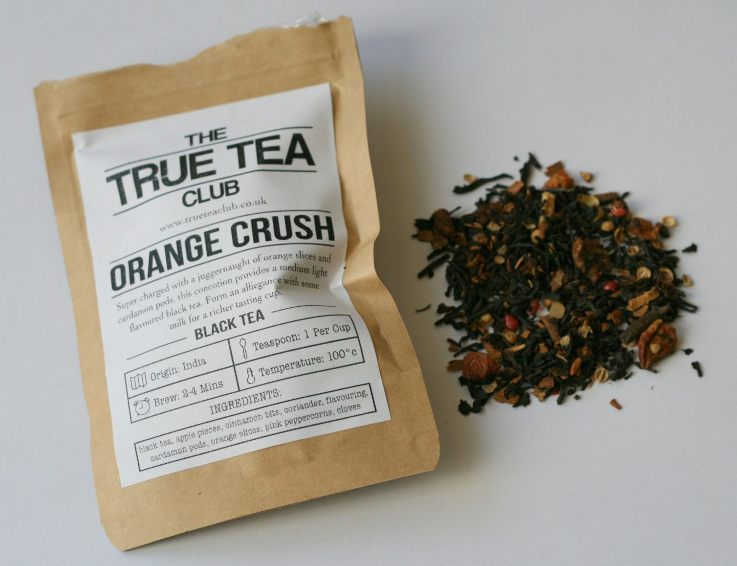 Orange Crush Tea