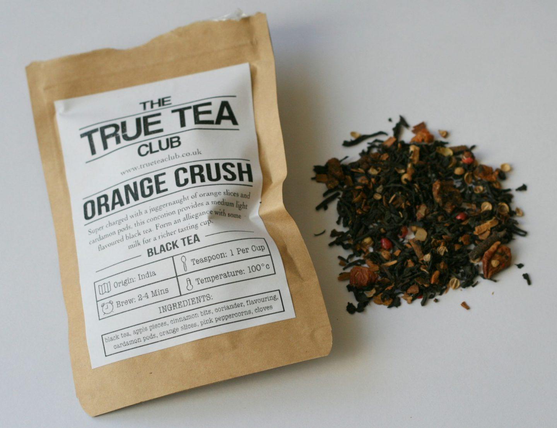 Orange Crush Tea