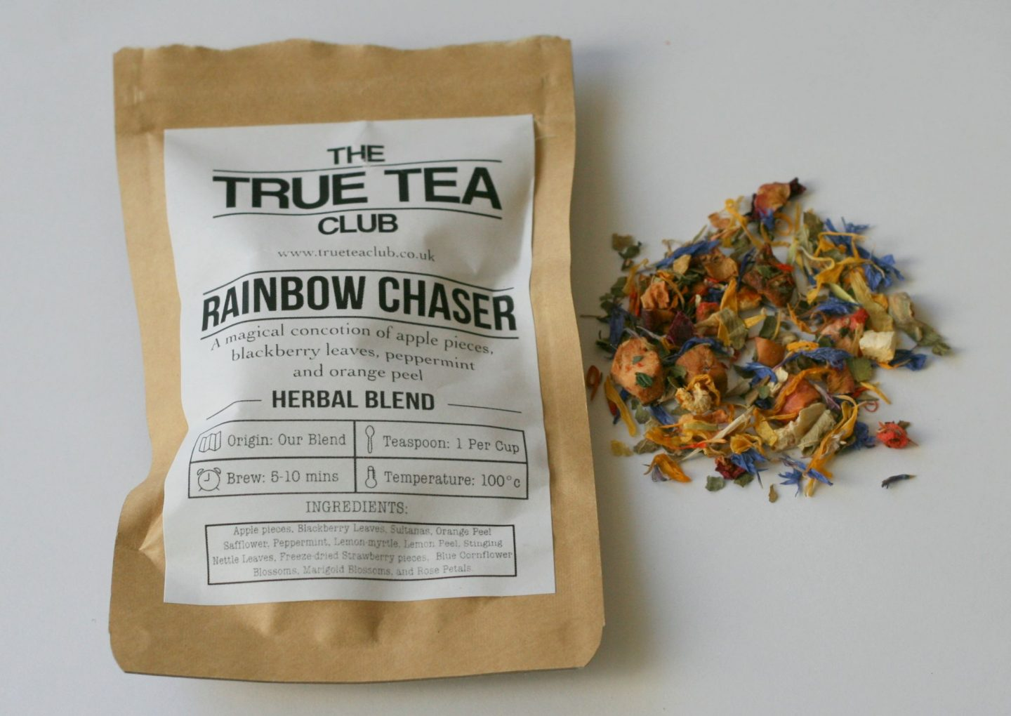 Rainbow Chaser Tea