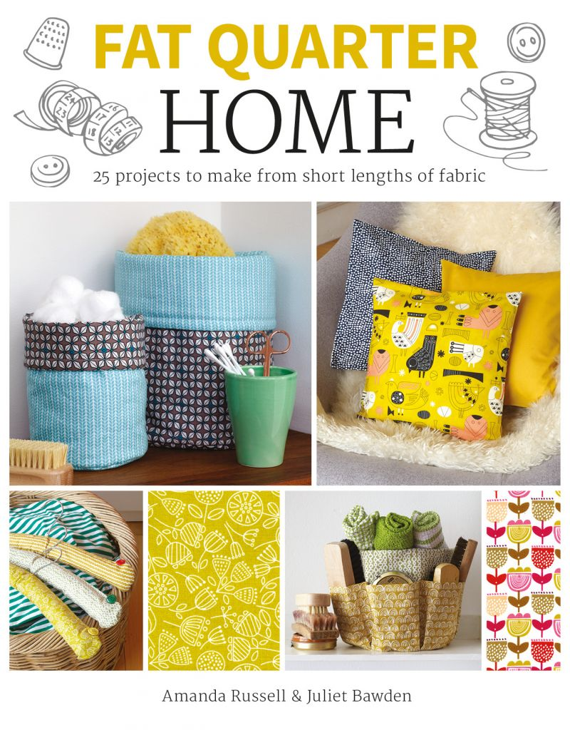 Fat Quarter Home Cover