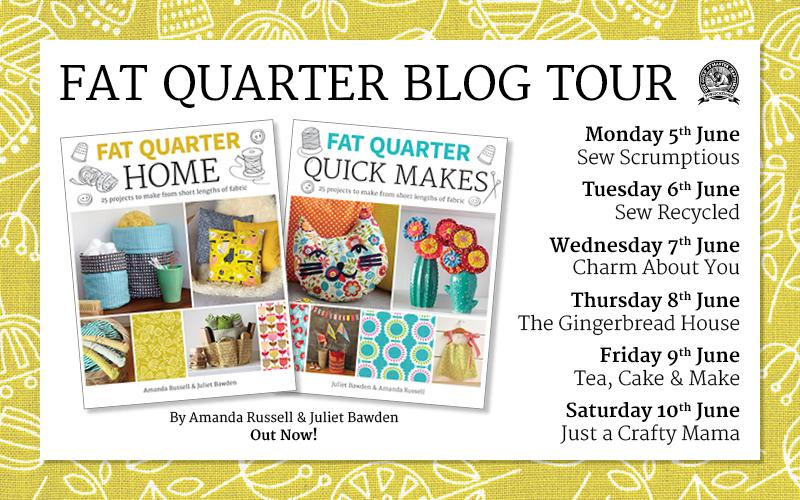 Fat Quarter books blog tour