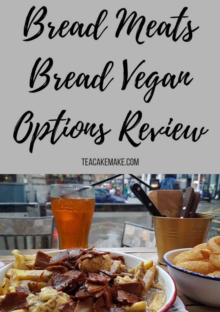 Bread Meats Bread Vegan Glasgow Options