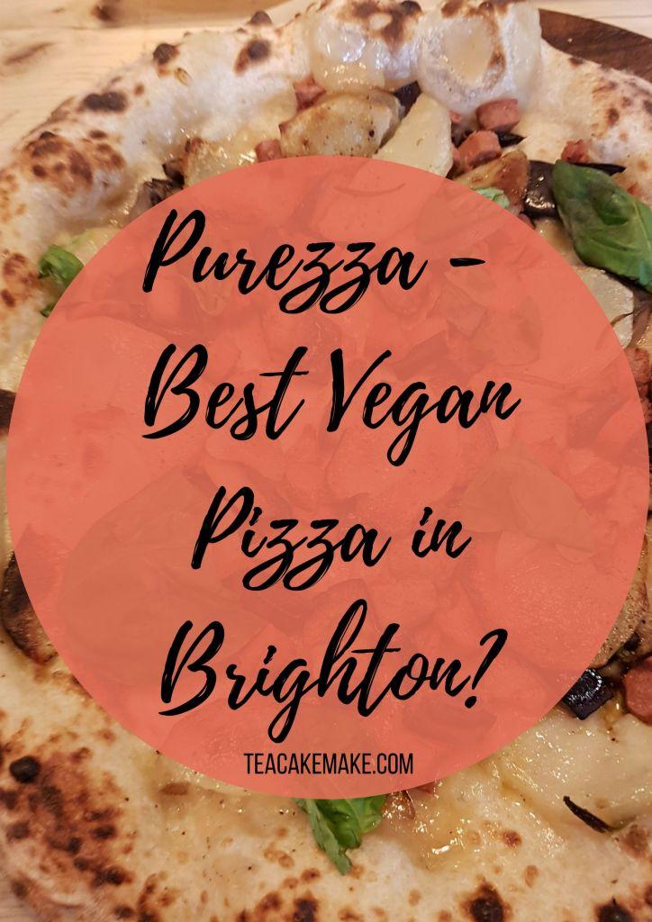 Purezza - Best Vegan Pizza in Brighton
