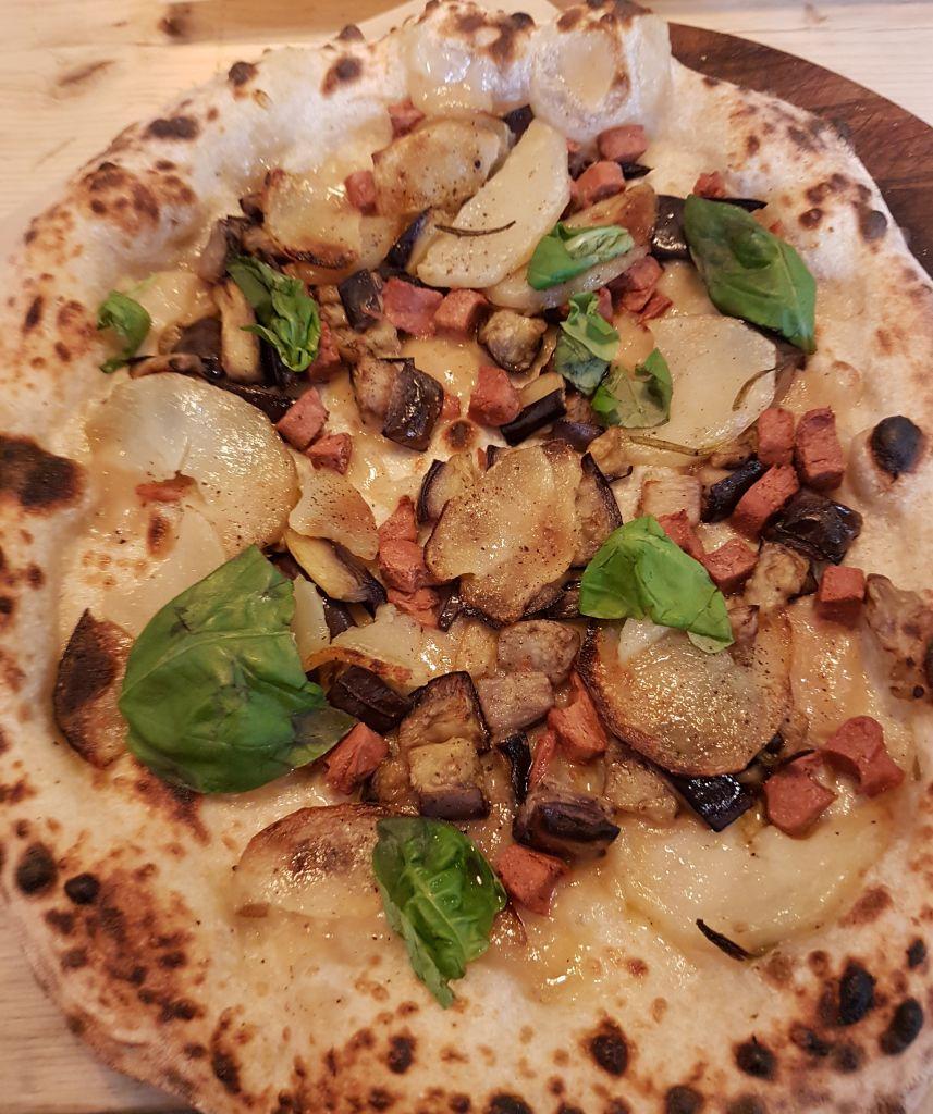 purezza brighton couch potato pizza