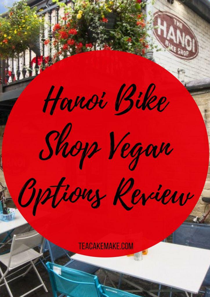 Hanoi Bike Shop Vegan Options Review