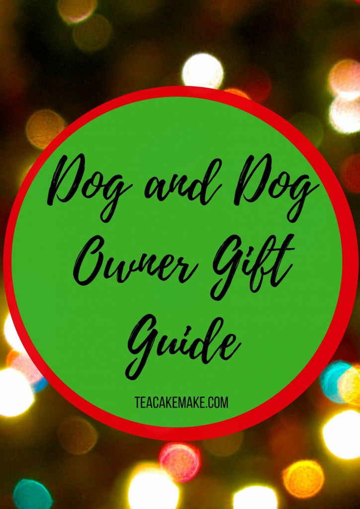 Dog and dog lover pet gift guide