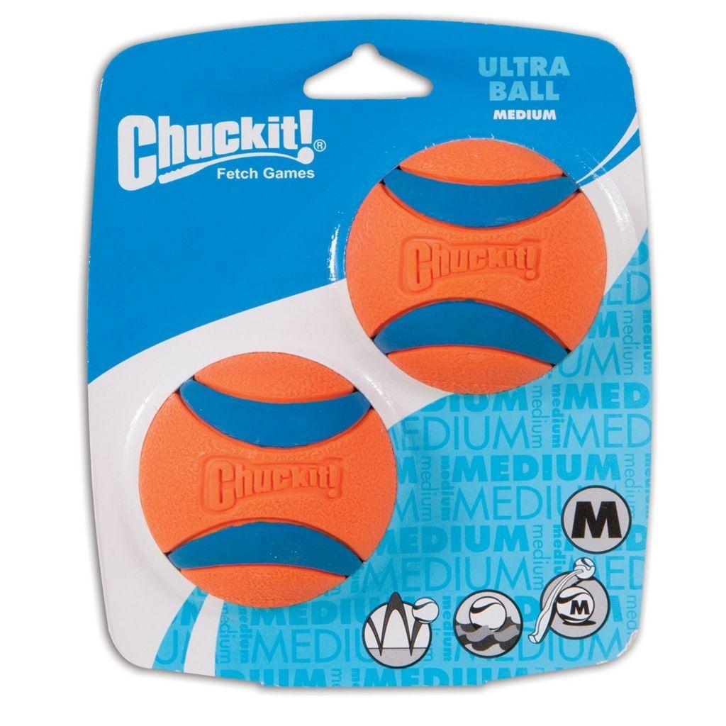 chuckit ultra dog balls