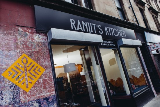 ranjits kitchen pollockshaws