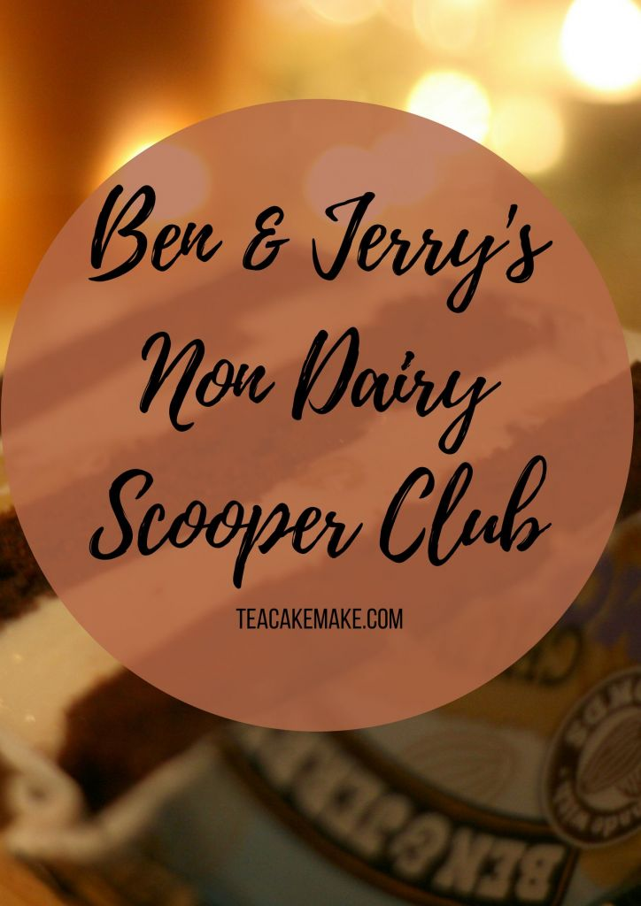 Ben & Jerry's Non Dairy Scooper Club Review