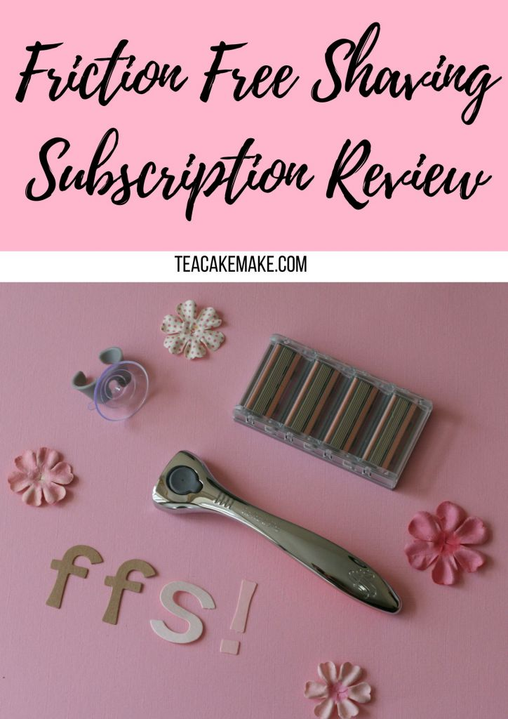 Friction free shaving ffs subscription review
