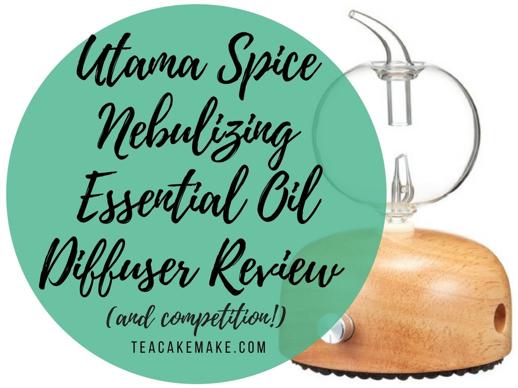 Utama Spice Essential Oil Diffuser Review and Competition