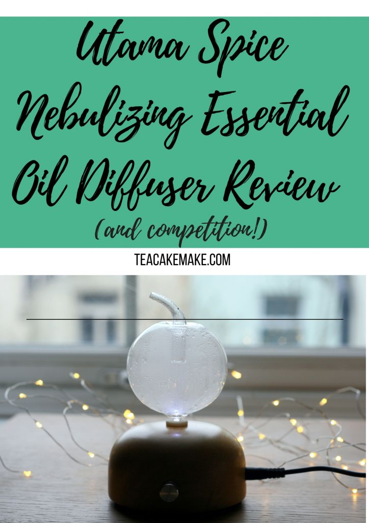 Utama Spice danau satu essential oil diffuser review and competition