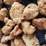 vegan vegetarian seitan chicken nuggets