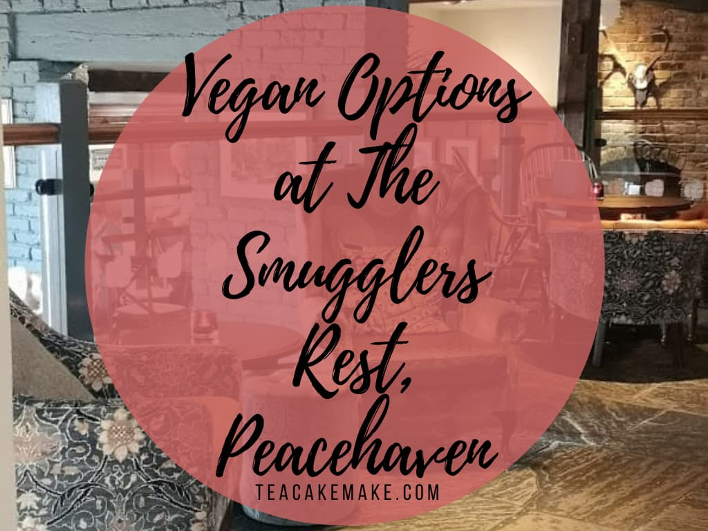 Vegan Options at The Smugglers Rest, Peacehaven